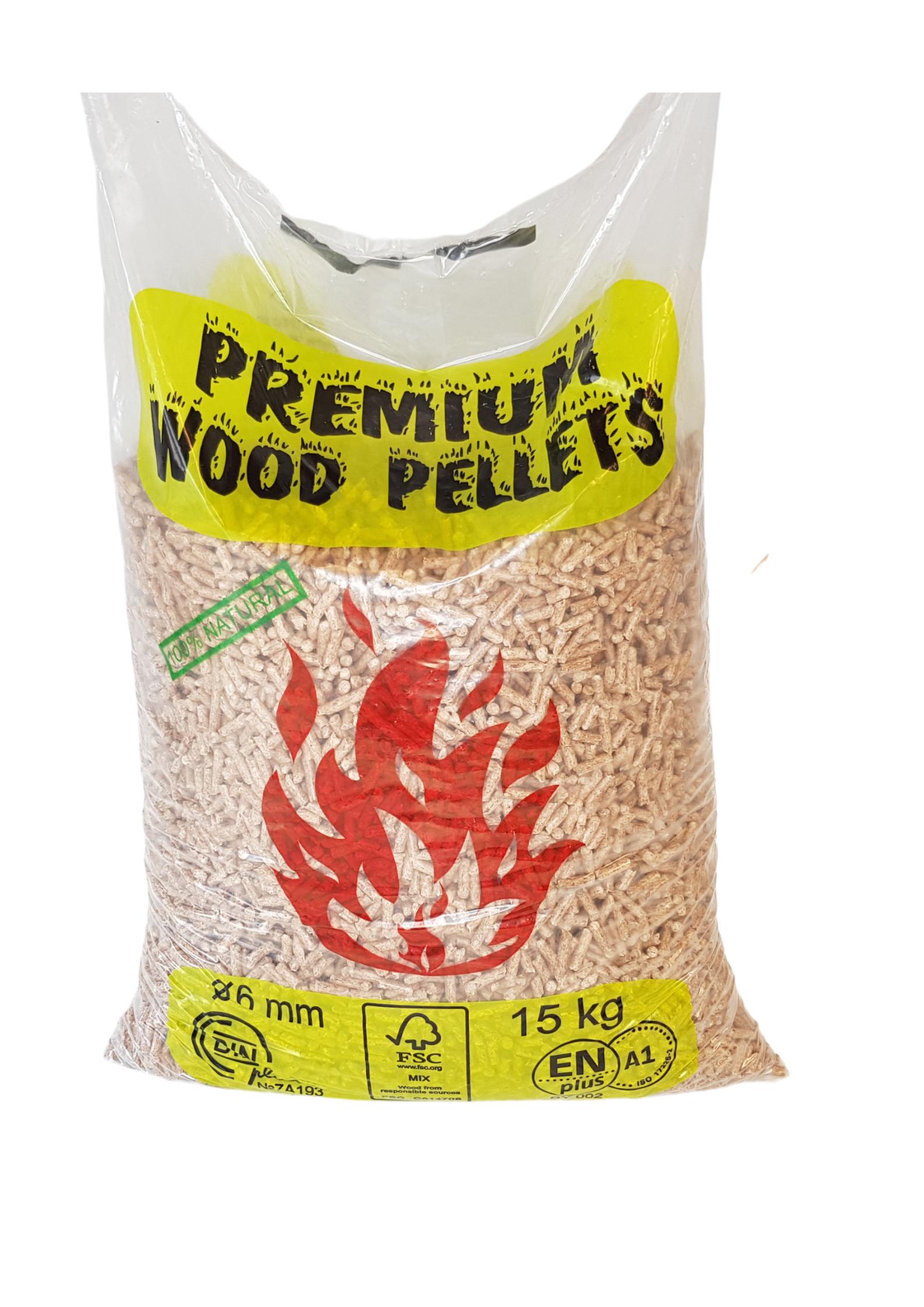 ENPlus A1 Premium Wood pellets 2