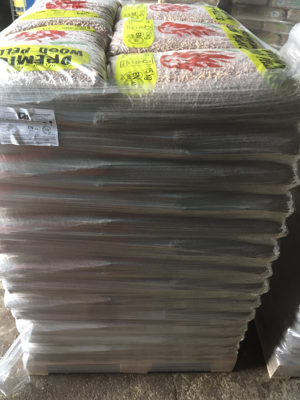 ENPlus A1 Premium Wood pellets 3
